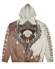 BANBARO - SUBLIMATION Men's All Over Print Hoodie back