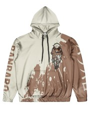 BANBARO - SUBLIMATION Men's All Over Print Hoodie front