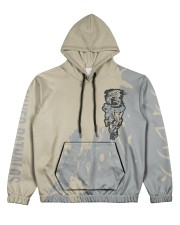 SILVER RATHALOS - SUBLIMATION Women's All Over Print Hoodie tile