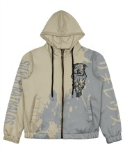 SILVER RATHALOS - SUBLIMATION Women's All Over Print Full Zip Hoodie tile