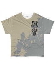 SILVER RATHALOS - SUBLIMATION All-Over T-Shirt tile