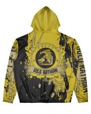 GOLD RATHIAN - SUBLIMATION-V3 Men's All Over Print Hoodie back