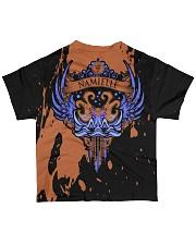 NAMIELLE - SUBLIMATION-V3 All-over T-Shirt back