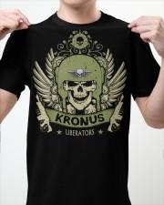 KRONUS - LIMITED EDITION-V4 Classic T-Shirt apparel-classic-tshirt-lifestyle-front-62
