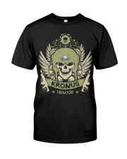 KRONUS - LIMITED EDITION-V4 Classic T-Shirt front