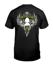 ALIBI - CREST EDITION-DS Classic T-Shirt back