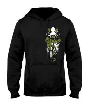 ALIBI - CREST EDITION-DS Hooded Sweatshirt tile