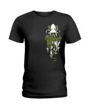 ALIBI - CREST EDITION-DS Ladies T-Shirt tile