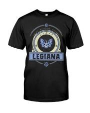 LEGIANA - ORIGINAL EDITION-V6 Classic T-Shirt front