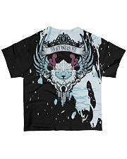 NUNU - SUBLIMATION All-over T-Shirt back