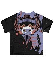 TRISTANA - SUBLIMATION All-over T-Shirt back