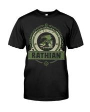 RATHIAN - ORIGINAL EDITION-V8 Classic T-Shirt front