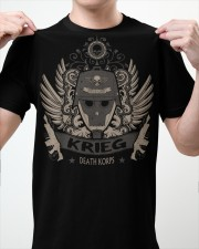 KRIEG - LIMITED EDITION-V4 Classic T-Shirt apparel-classic-tshirt-lifestyle-front-62