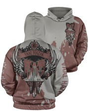 VAAL HAZAK - SUBLIMATION Men's All Over Print Hoodie aos-men-hoodie-ghosted-front-05