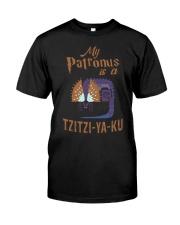 TZITZI-YA-KU IS MY PATRONUS Classic T-Shirt front