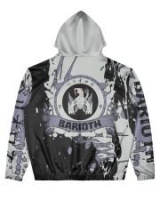 BARIOTH - SUBLIMATION-V3 Men's All Over Print Hoodie back