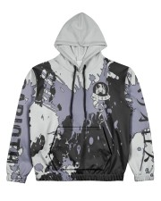 BARIOTH - SUBLIMATION-V3 Women's All Over Print Hoodie tile