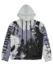 BARIOTH - SUBLIMATION-V3 Women's All Over Print Full Zip Hoodie tile
