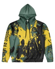 RAGING BRACHYDIOS - SUBLIMATION-V3 Men's All Over Print Hoodie front
