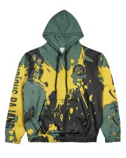 RAGING BRACHYDIOS - SUBLIMATION-V3 Women's All Over Print Hoodie tile