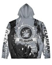VELKHANA - SUBLIMATION-V3 Men's All Over Print Hoodie back