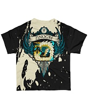 ZINOGRE - SUBLIMATION-V3 All-over T-Shirt back
