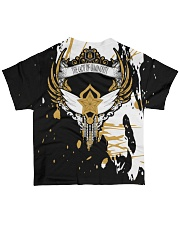 LUX - SUBLIMATION All-over T-Shirt back
