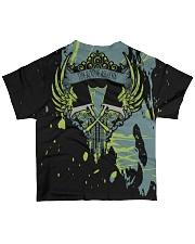 AKALI - SUBLIMATION All-over T-Shirt back