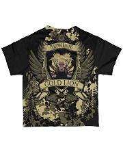 FURIOUS RAJANG - ELITE SUBLIMATION All-over T-Shirt back