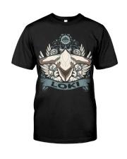 LOK - ELITE CREST Classic T-Shirt front
