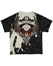 BANBARO - SUBLIMATION-V3 All-over T-Shirt back