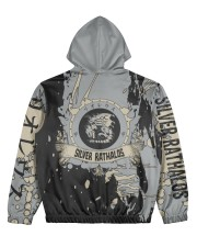 SILVER RATHALOS - SUBLIMATION-V3 Women's All Over Print Hoodie tile