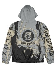 SILVER RATHALOS - SUBLIMATION-V3 Women's All Over Print Full Zip Hoodie tile