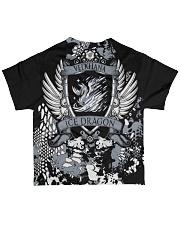 VELKHANA - ELITE SUBLIMATION All-over T-Shirt back