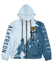 ALATREON - SUBLIMATION Women's All Over Print Full Zip Hoodie tile