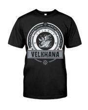 VELKHANA - ORIGINAL EDITION-V7 Classic T-Shirt front