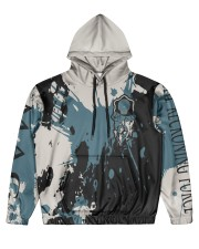 MAG - ELITE SUBLIMATION Men's All Over Print Hoodie front