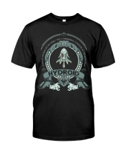 HYDROID - CREST EDITION Classic T-Shirt front