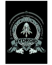 HYDROID - CREST EDITION 11x17 Poster thumbnail