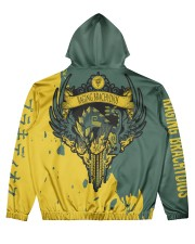 RAGING BRACHYDIOS - SUBLIMATION Men's All Over Print Hoodie back