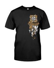 NOMAD - CREST EDITION-DS Classic T-Shirt front