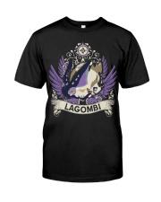 LAGOMBI - ELITE EDITION Classic T-Shirt front