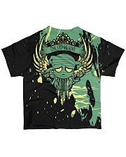 AMUMU - SUBLIMATION All-over T-Shirt back