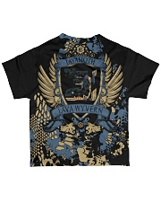 LAVASIOTH - ELITE SUBLIMATION All-over T-Shirt back
