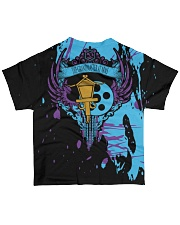 JAX - SUBLIMATION All-over T-Shirt back