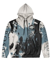 FROST - ELITE SUBLIMATION Men's All Over Print Hoodie front