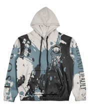FROST - ELITE SUBLIMATION Women's All Over Print Hoodie tile