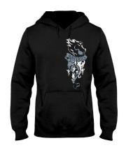 MAVERICK - CREST EDITION-DS Hooded Sweatshirt tile