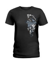 MAVERICK - CREST EDITION-DS Ladies T-Shirt tile