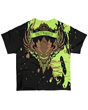 MALPHITE - SUBLIMATION All-over T-Shirt back